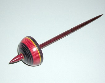 Tibetan Supported spindle, style 22 D