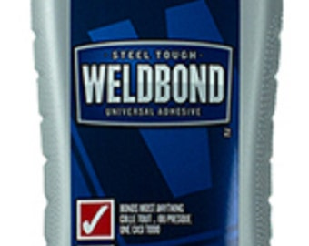 Weldbond 14.2oz Glue - New Size