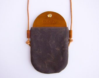 Bali Crossbody Bag - Dark Brown