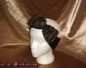 Camouflage Bow Headband