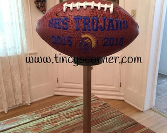 Customized Embroidered Football