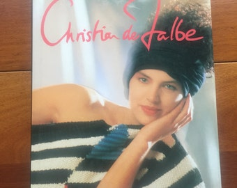 Christian de Falbe Designs in Handknitting patterns and projects Men Women and Children 1987
