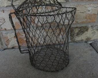Chicken wire coffee pot-SALE