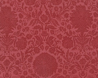 Joyeux Noel - Couronne in Faded Red by French General for Moda Fabrics