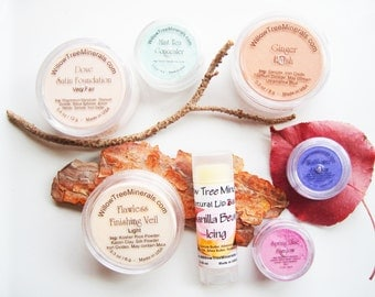 Pure and Natural - 7 pc. Mineral Makeup Kit
