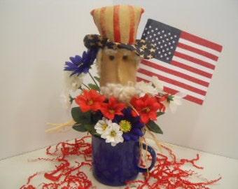 AMERICANA Uncle Sam Make Do III