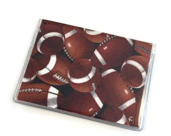 Card Case Mini Wallet Football