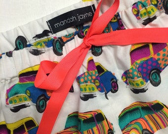 Mini Coops - Womens Mini Pyjama Shorts