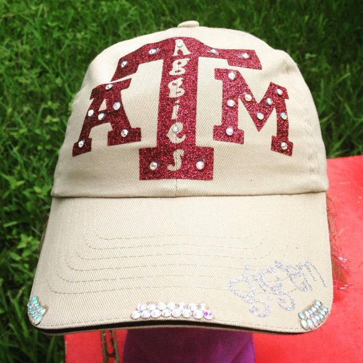 Texas A Amp M Aggies College Sports Rhinestone By Blossomsbyrhonda