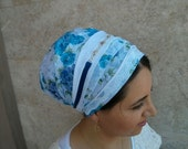 tichel, apron, head covering, headscarf, aprons, oshrat, headband, headcovering, hair snood,ON SALE