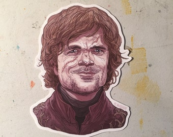 Tryion Sticker Game of Thrones