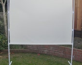 Custom Backdrop Stand and Fabric for Sharon (for Candy Buffet and Photographs)