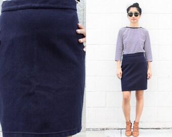 90s DKNY Jeans Mini Skirt SIZE XS