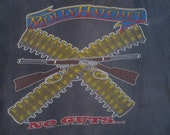 MOLLY HATCHET 1984 tour T SHIRT