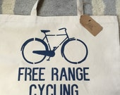 Free Range Cycling Mpls Tote