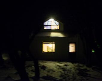 Nighthouse; original fine art photography, EKremenak