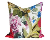 Orangerie Rose Pillow Cover (Single-Sided) - Made-to-Order