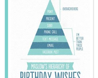 Maslow Birthday