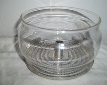 9 Cup Pyrex Coffee Pot Replacement Basket and Strainer Bottom
