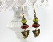 Enchanted Elephant Earrings