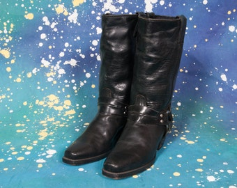 CODE WEST Motorcycle Boot Women's Size 7 M