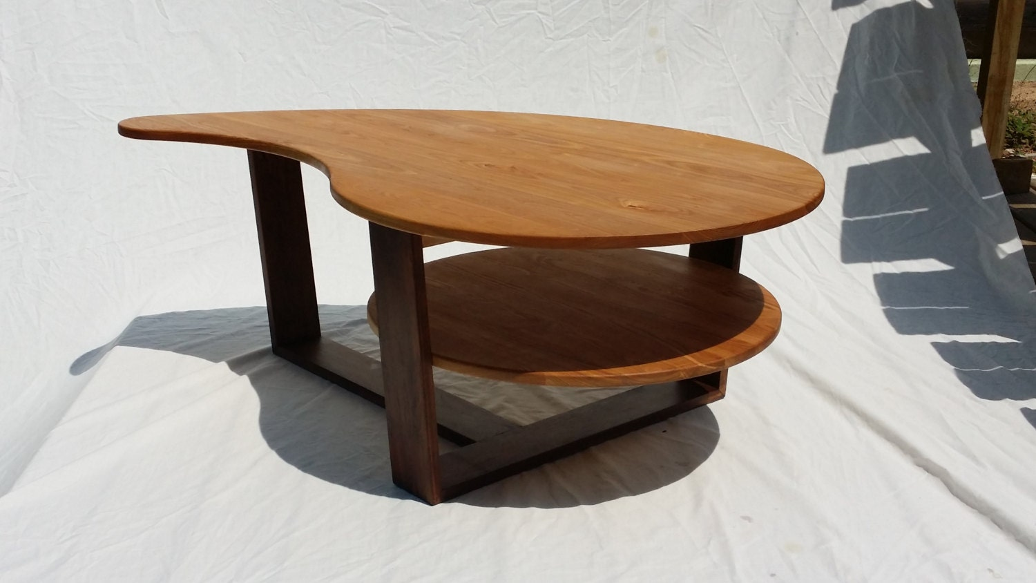 Large Ying Yang Yong Coffee Table
