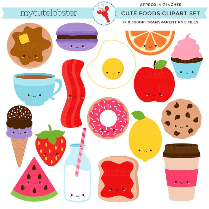 Cute Food With Faces | www.pixshark.com - Images Galleries ...