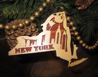 New York Ornament