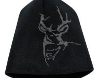 "BIG SaLe on BiG BuCk DRI DUCK Brand Embroidered 8 1/2"" Knit Beanie Skull Cap"