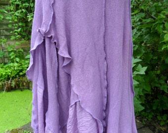 Lilac Woodland Skirt