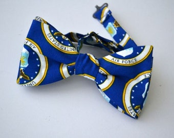 Adult Freestyle Bowtie- United States Air Force