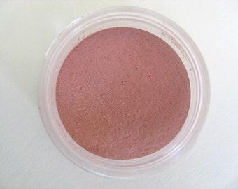 Blush - Mate pink mineral blush - SAUVAGE - Handmade
