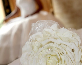 Glamelia Composite Bridal Bouquet
