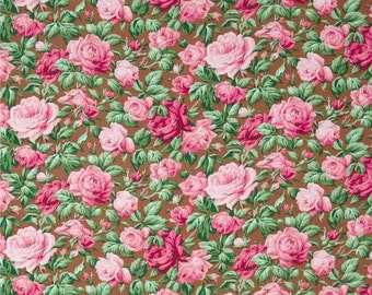 78066 - Verna Mosquera Snapshot collection rose garden in Sepia PWVM113 - 1 yard