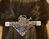 Extra Large Barrette For Thick hair