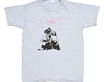 Mott The Hoople Promo Shirt 1974 vintage