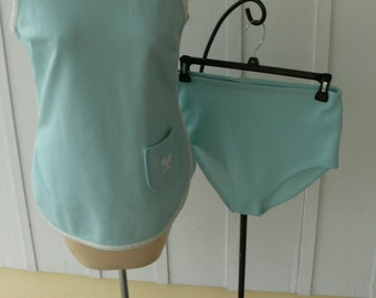 Vintage 60s/70s Tennis Outfit