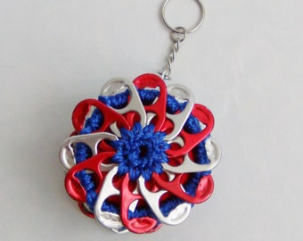 Mini Pop Tab Purse KeyChain