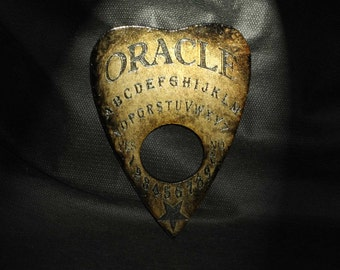 Lord Mocks Oracle Planchette (Spirit Pointer)