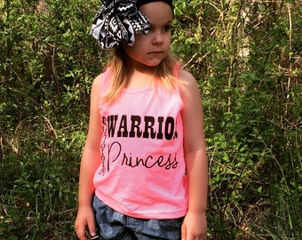 Warrior Princess tank