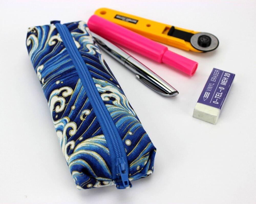 Unique Pencil Case Kimono Pen Holder Gift Idea Under 15