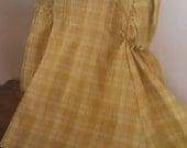 Ladies Soft Corded Sun Bonnet historical reproduction