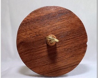 Drop Spindle - DS-070 - Walnut
