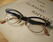 Vintage 1950's Eyewear Cat Eyes