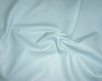 """Leather 12""""x12"""" DIVINE Baby Sky BLUE top grain Cowhide 2-2.5 oz / .8-1 mm Hides available  PeggySueAlso™ E2885-38"""