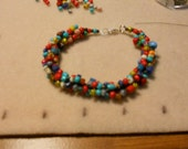 Indian Summer Basic Spiral Bracelet