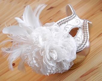 Lace Mask ~ Masquerade ball mask