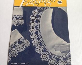 1949 Clark's Book on Edgings