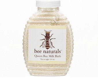 Bee Naturals Queen Bee Milk Bath