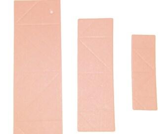 3D Origami  Paper Peach